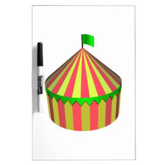 Tableau Effaçable À Sec Cirque