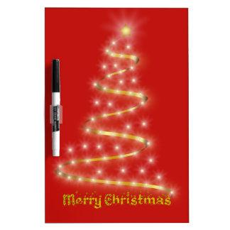Tableau Effaçable À Sec Joyeux Noël