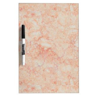 Tableau Effaçable À Sec Texture de marbre abstraite dans la couleur en
