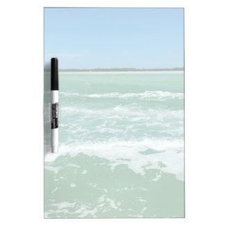 Tableau Effaçable À Sec Vagues dans le Golfe du Mexique