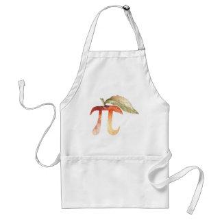 Tablier Apple pi, tarte aux pommes. Humour de la Science