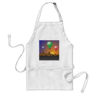 Tablier Ballons stratosphériques