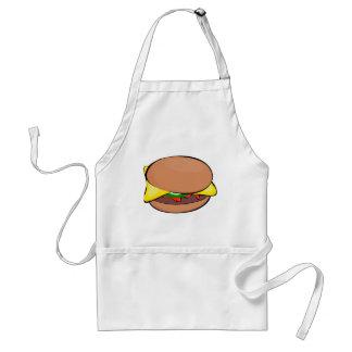 Tablier Bande dessinée de cheeseburger