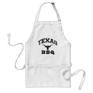 Tablier BBQ du Texas