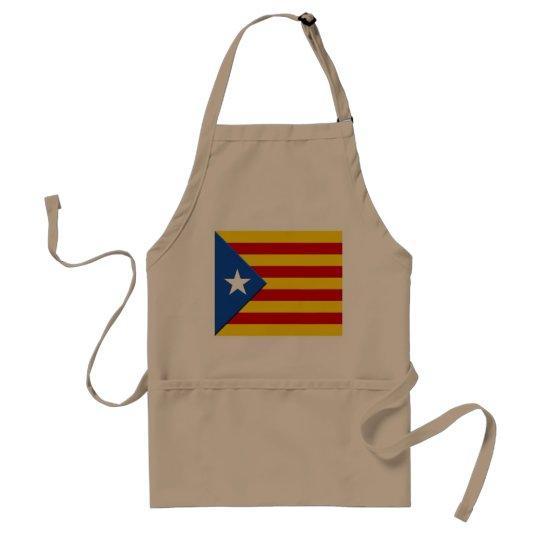 tablier catalan indépendantiste