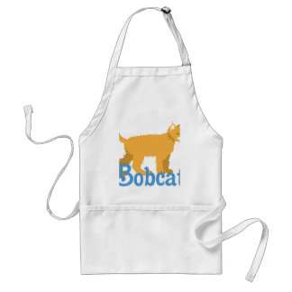 Tablier Chat sauvage de chat sauvage