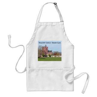 Tablier Château de Beaufort - clan de Fraser