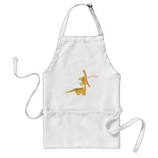 Tablier de baîllement de cuisine de Thylacine de b