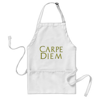 Tablier de Carpe Diem