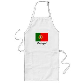 Tablier de cuisine de cuisine de drapeau du