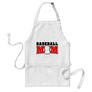 Tablier de maman de base-ball