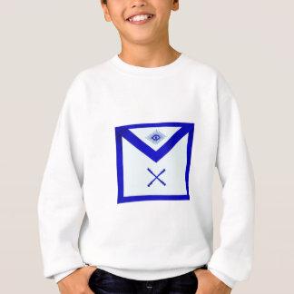Tablier de maréchal de maçons sweatshirt
