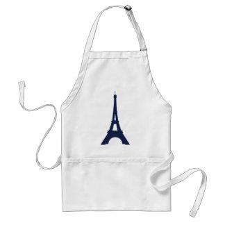Tablier Dessin de Tour Eiffel