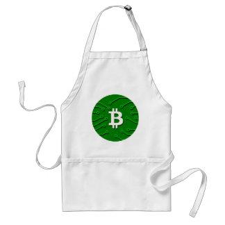 Tablier Devise de Bitcoin