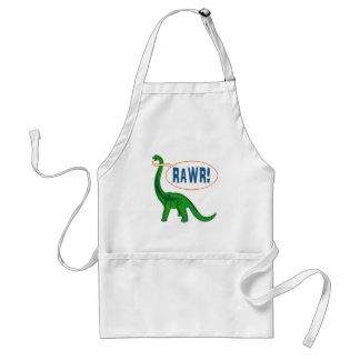 Tablier Dinosaure