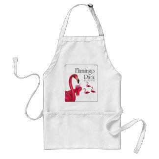 """Tablier """"d'oiseau de livre de cuisine"""""""
