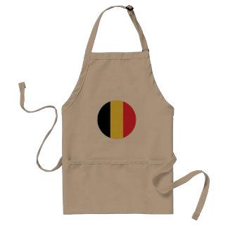 Tablier Drapeau de la Belgique