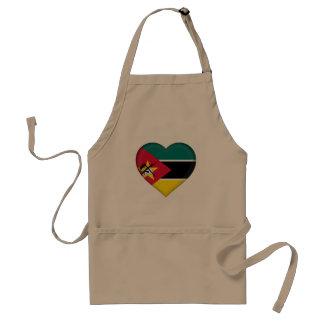 Tablier Drapeau de la Mozambique