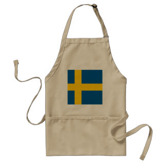 Tablier Drapeau de la Suède