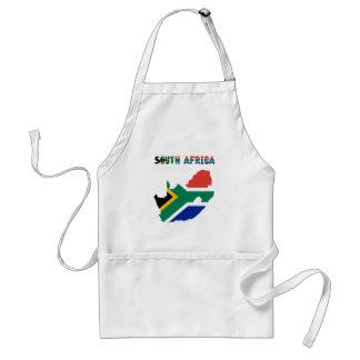 Tablier Drapeau sud-africain