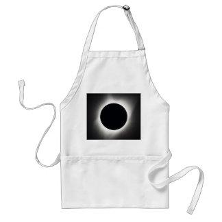 Tablier Éclipse solaire totale - 21 août 2017