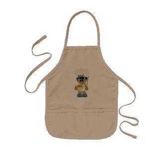 Tablier Enfant Chef de Little Boy