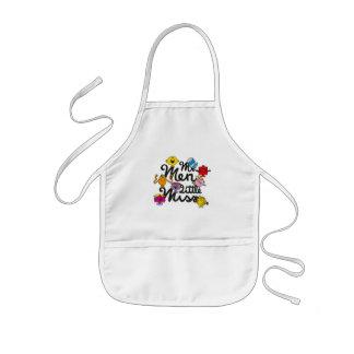 Tablier Enfant Logo de groupe de M. Men Little Mlle |