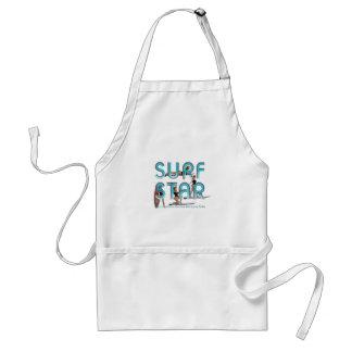 Tablier Étoile SUPÉRIEURE de surf