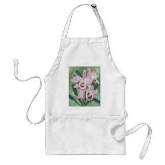 Tablier Fleur d'orchidée