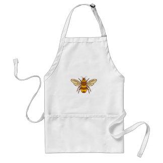 Tablier Gaffez l'icône d'abeille