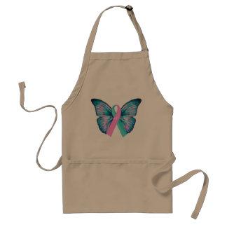 Tablier Grand mutant de papillon fort