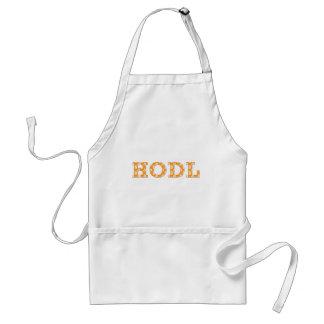 Tablier Hodl Bitcoin