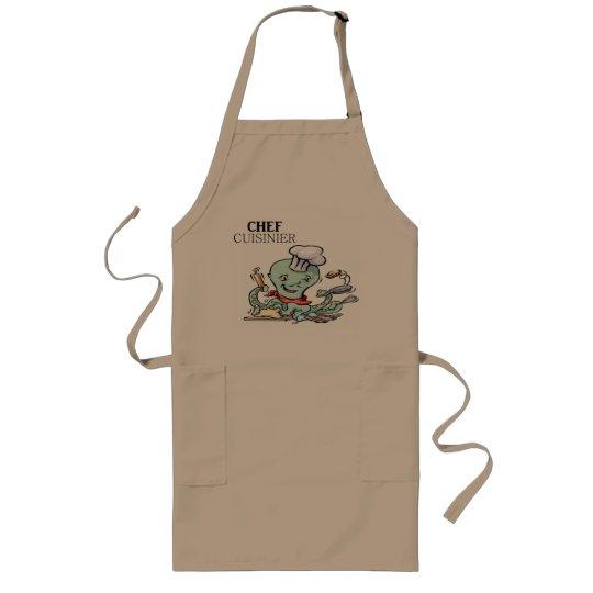 Tablier Humour : cuisinier -