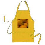 Tablier jaune citron de cuisine