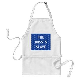 Tablier l'esclave du patron