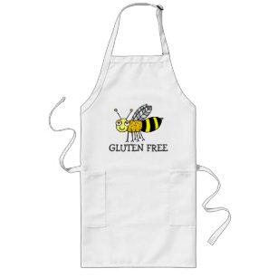 Tablier Long Le gluten d'abeille libèrent