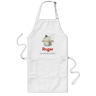 Tablier Meilleurs cadeaux principaux du cuisinier |