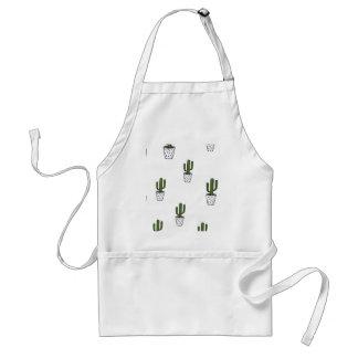 Tablier Motif de cactus