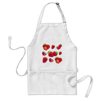 Tablier Motif de fruit de fraise