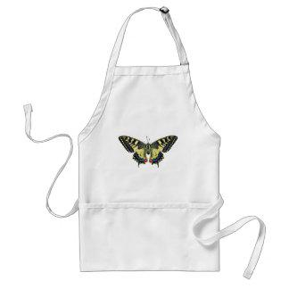 Tablier Nature de lépidoptères d'aile d'insecte de