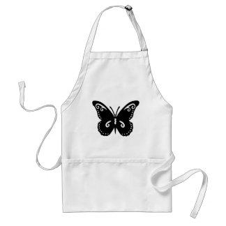 Tablier Papillon artistique
