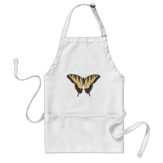 Tablier papillon étroit
