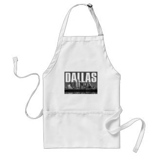 Tablier Paysage urbain de Dallas