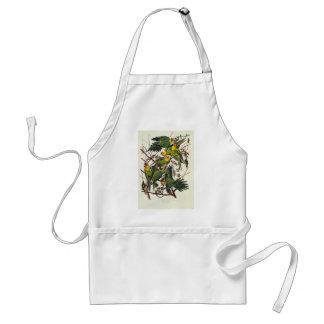 Tablier Perroquet de la Caroline - John James Audubon