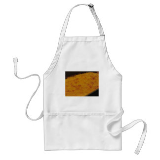 Tablier Plan rapproché de la crêpe de farine de pois