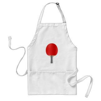 Tablier Raquette de ping-pong