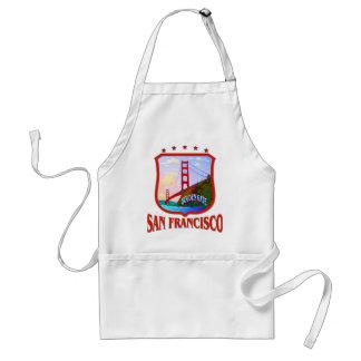 Tablier San Francisco la Californie