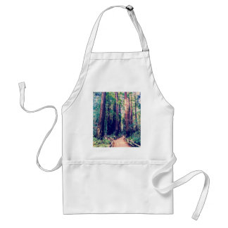 Tablier Séquoias de Californie