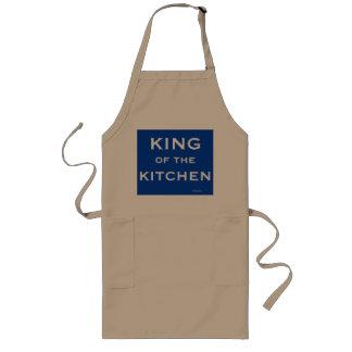 Tabliers Roi drôle de nom de plaisanterie de cuisinier de