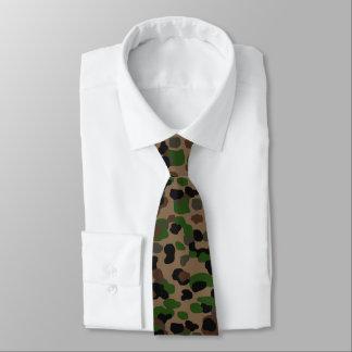 Tache autrichienne Camo Cravates